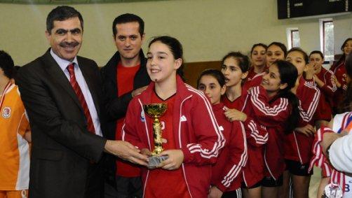 Gençlik hizmetleri ve spor genel müdürlüğü okul sporları